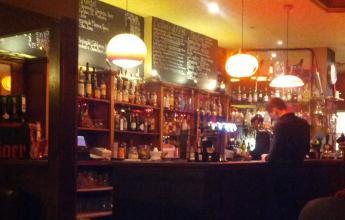 the horse bar