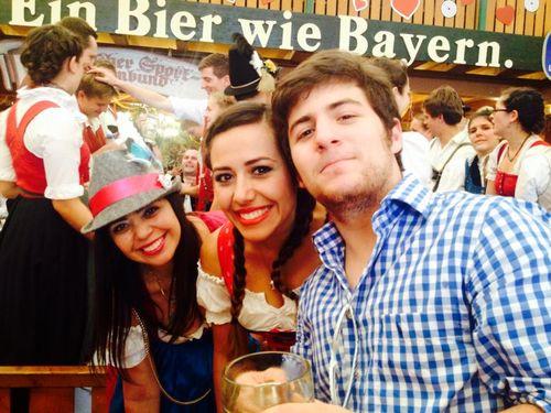 Frühlingsfest - la petite sœur d'Oktoberfest