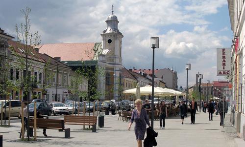 Boulevard Eroilor - Centre ville